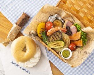 【ピクニックBOX】〜たっぷりグリル野菜のバラエティスタイル〜