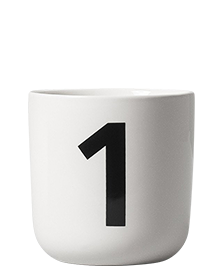Numbers & Glyphs Mug Collection