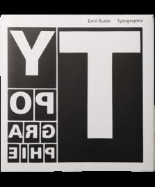 【再入荷】Emil Ruder Typographie