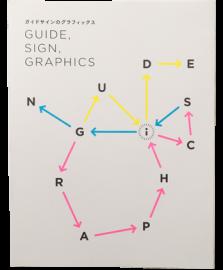 ガイドサインのグラフィックス