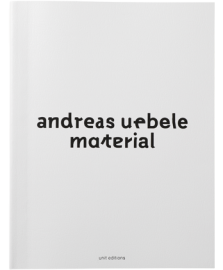【再入荷】andreas uebele material