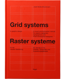 【再入荷】Grid systems in graphic design