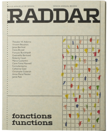 Raddar 1: Function Design Annual Review