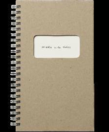 【再入荷】Middle Life Notes