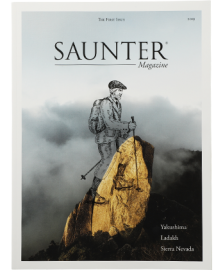 SAUNTER Magazine Vol.01