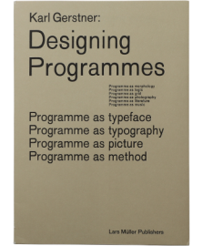 【再入荷】Designing Programmes