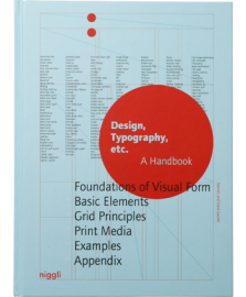 Design, Typography, etc: A Handbook