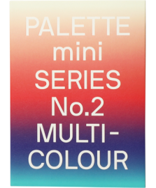 Pallete Mini Series 02:Multicolour