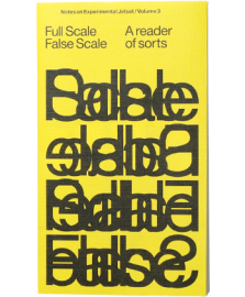 Experimental Jetset Full Scale False Scale