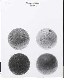 Typologie: The Petanque Boule