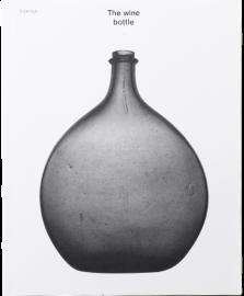 【再入荷】Typologie - The Wine Bottle