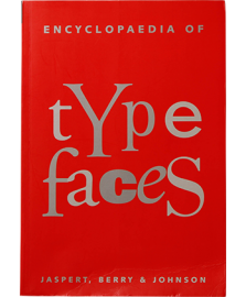 Encyclopaedia of Typeface