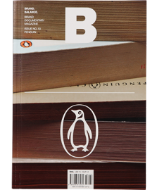 MAGAZINE B No.10 PENGUIN