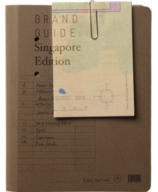 BRAND GUIDE Singapore Edition