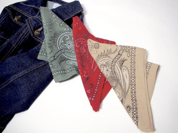 design color bandanna