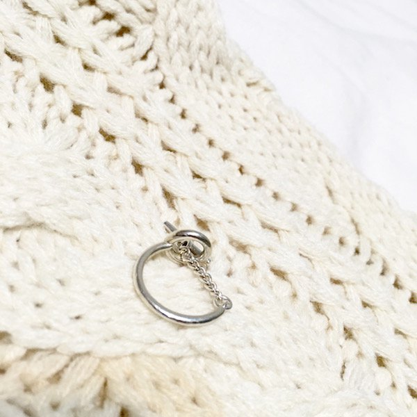 circle T in chain ring