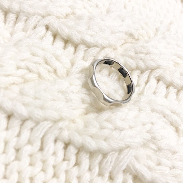 hollow mat ring