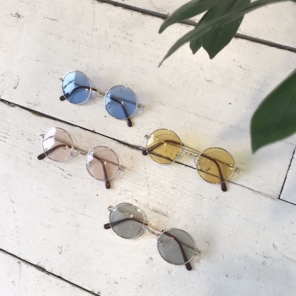 circle candy sunglasses