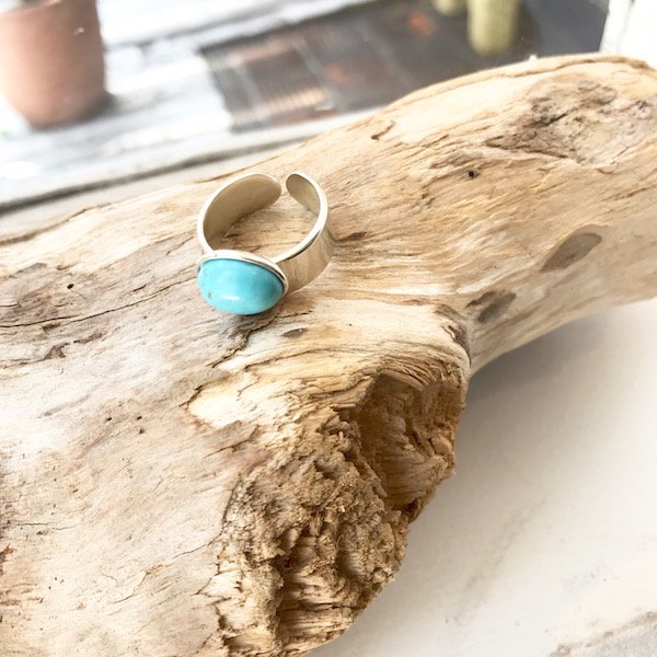 turquoise play ring