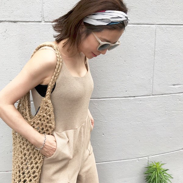 knit sheer rompers