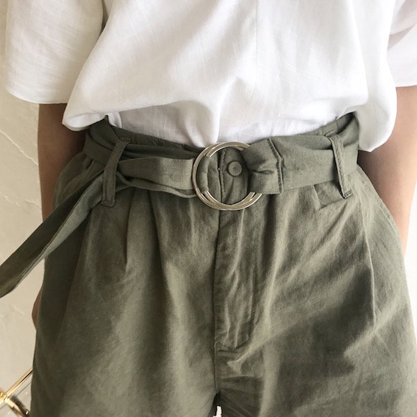 fall ring belt set S/pants
