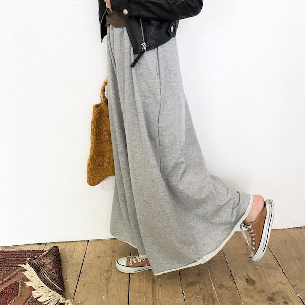 sweat wide SK/pants