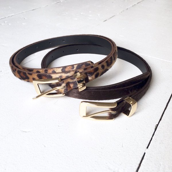 unborn calf animal belt
