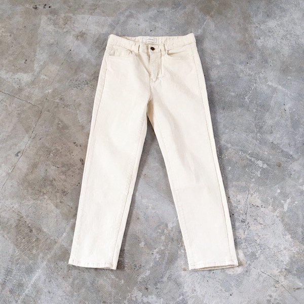 soft straight pants