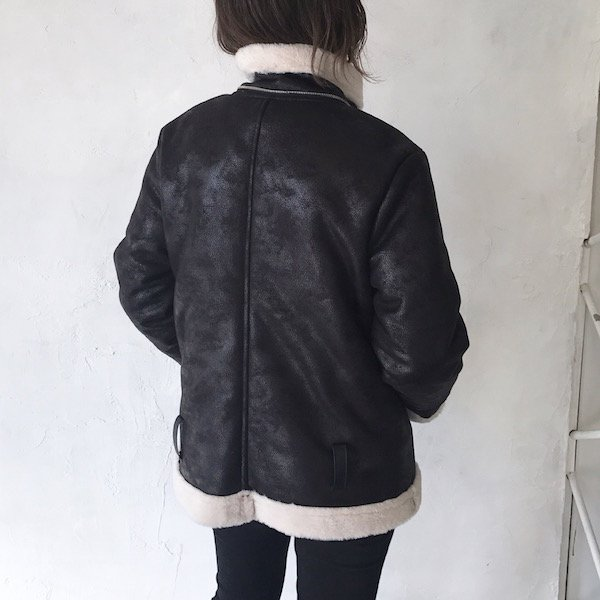 leather combination JK