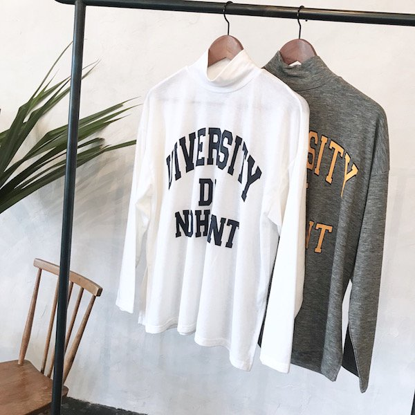 university hi-neck TOPS