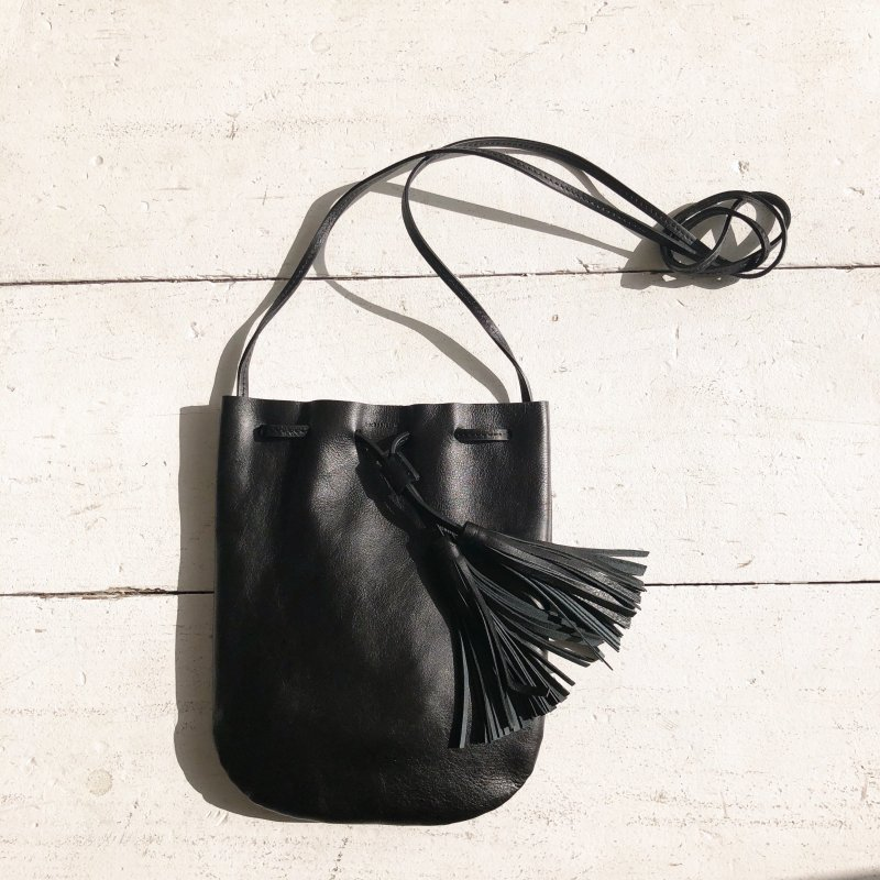real leather purse BAG