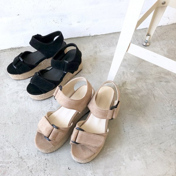 put belt hemp sandal