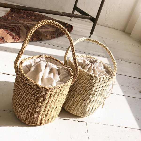 basket in purse 2way BAG