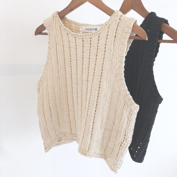 roughly crochet TOPS