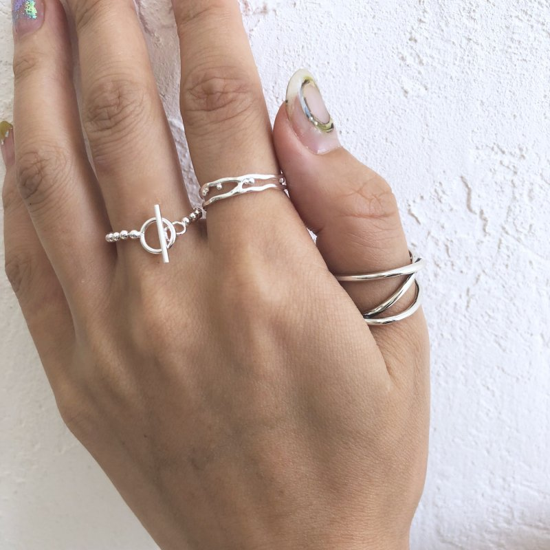 soft circle chain in ring