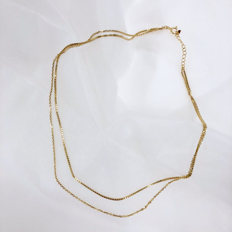 stations two chain choker