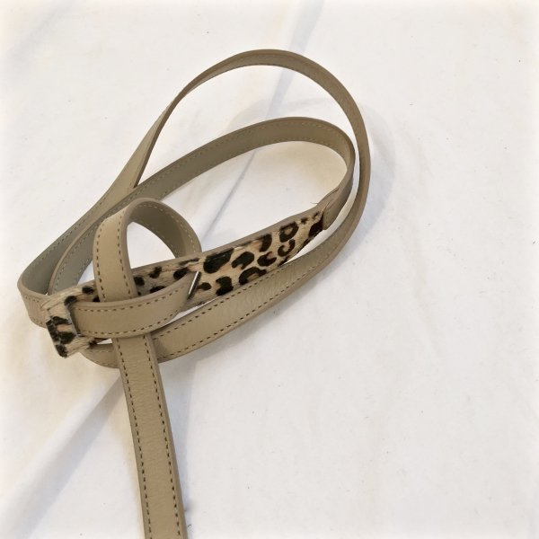 unborn calf tie down belt