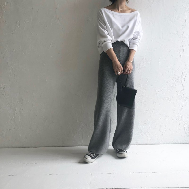 softly kind knit pants