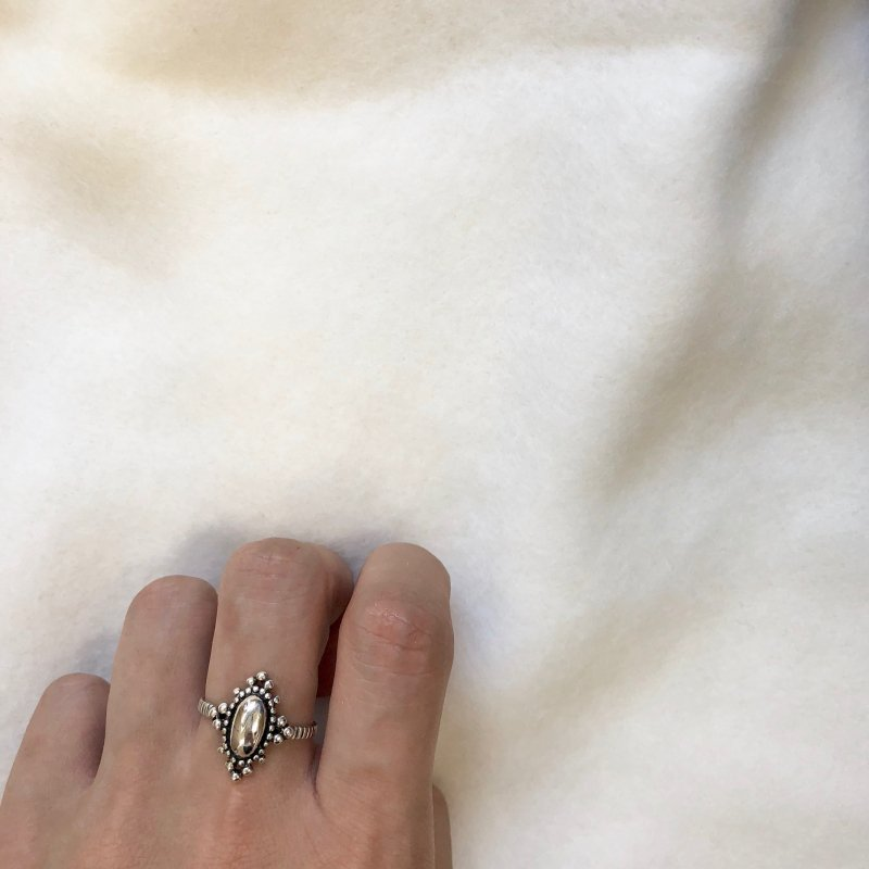 antique narrow ring
