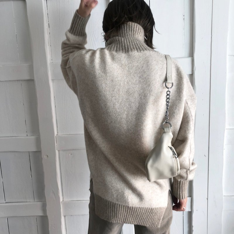 assortment cashmere turtle knit