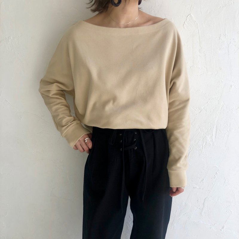 smooth dolman boatneck  TOPS