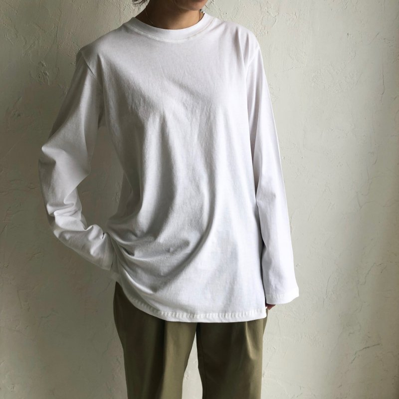 normal open stitch long T
