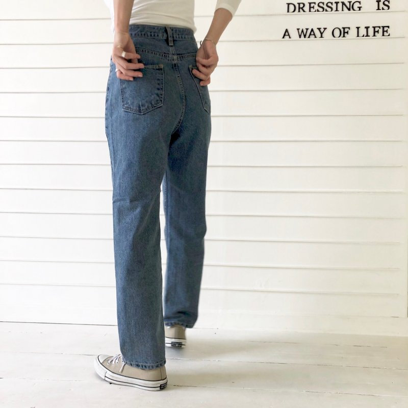 tell somebody's fortune style denim