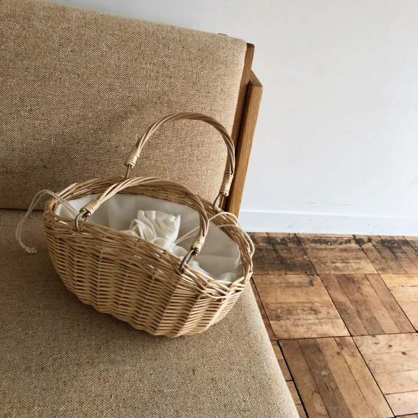 oblong basket BAG