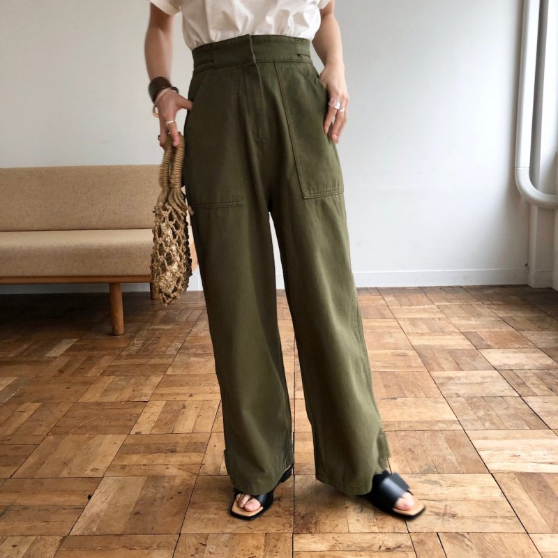 new military work 2way pants