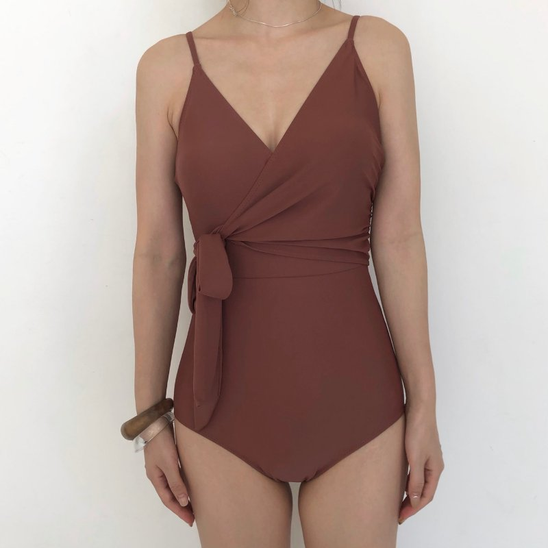 new wrap cache-coeur swim wear
