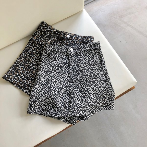 leopard rich summer S/PT