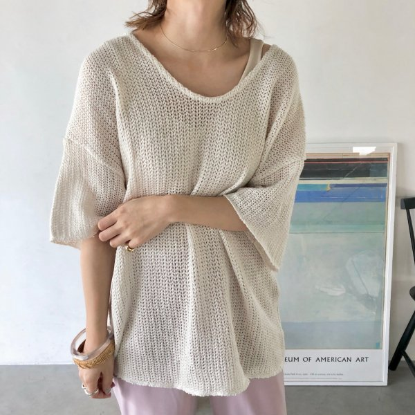 goodish over summer T-knit