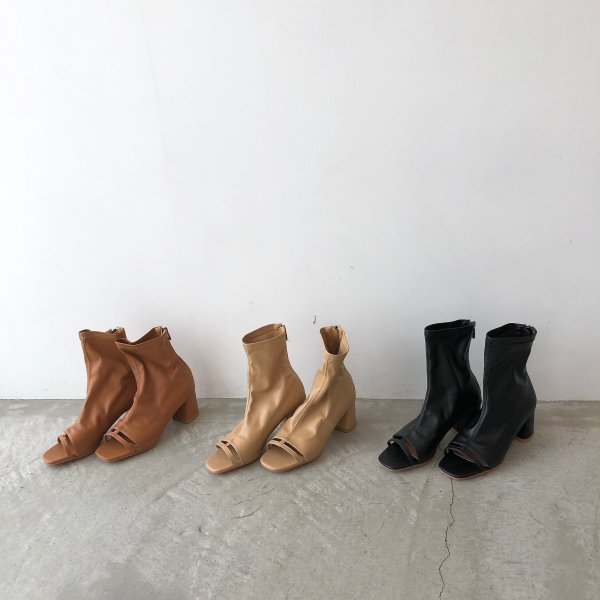 tip cut out boots