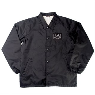 'PE▲K HOUR' Nylon Jacket 2017model [BLACK]